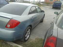 Pontiac G6 2007 Americano