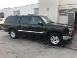 Chevrolet Suburban 2006 100% mexicana que