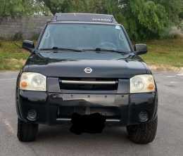 Nissan Frontier 2004 XE Crew Cab V6, Mexicana, Solo dueño
