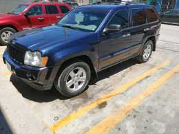 Jeep grand cherokee 2005 mexicana