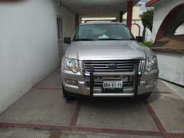 2007 FORD EXPLORER MEXICANA 100%