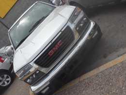gmc canyon 2011 mex,5 cil,automática, llantas nuevas 4 puertas a toda