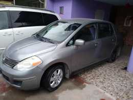 Nissan Versa 2007, Automatica 4 Cilindros