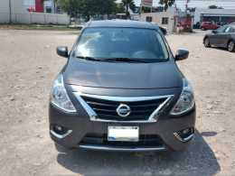 Nissan Versa Exclusive 2017 Mexicano 100%
