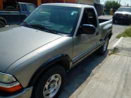 Chevrolet S10 1998, automática 4 cil.