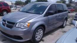 Vendo Dodge gran  Caravan 2014