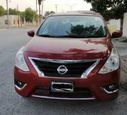 Nissan versa 2015 100% mexicano