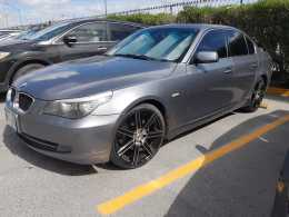 BMW 530i 2008 V6 Mexicano $122,500.