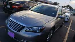 Chrysler 200. 4 cilindros 2014