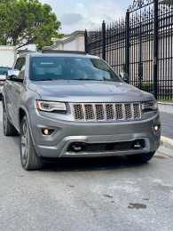 JEEP GRAND CHEROKEE 2014 OVERLAND REGULARIZADA