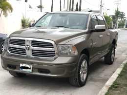 Dodge RAM 2013 Mexicana