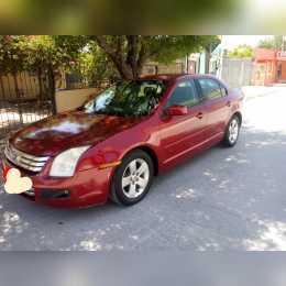 Ford FUSION 2007 automatico 6 cil REGULARIZADO