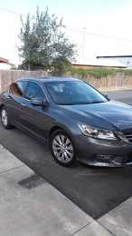 AMERICANO REGISTRA HONDA ACCORD EXL V6