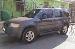 Ford Escape 2002 Mexicana (Nuevo Laredo)