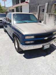 Silverado 98 mexicana, tres puertas