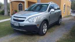 Chevrolet Captiva 2013 4 cilindros