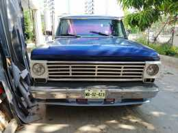 Ford F-150 Pickup Mexicana 1968 Clasica