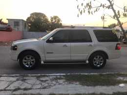FORD EXPEDITION LIMITED 2007 DE COCHERA,100% MEXICANA-$165,000.00