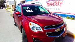 EQUINOX 2011  LT MEXICANA como NUEVA