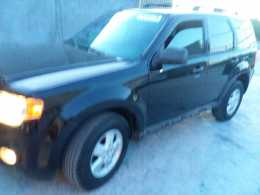 Ford escape xlt 2010 mexicana