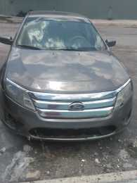 Ford fusion 4cil. 2011