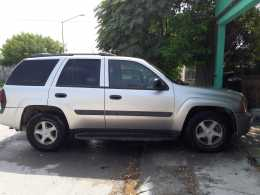 Trailblazer 05 mexicana
