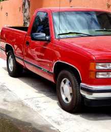 Chevrolet 1997