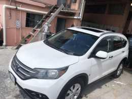 Honda CR-V 2012 mexicana 100% al corriente de pielHonda Crv Exl Awd 20