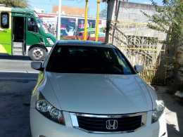 Honda Accord 2009 Mexicano !!