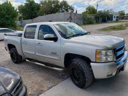 Silverado Texas Edition