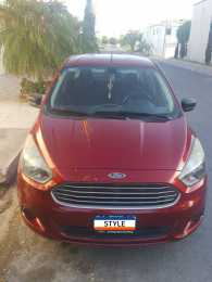 Ford FIGO 2016 STD