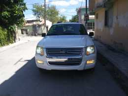 Ford Explorer 2008 mexicana