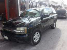 Oportunidad Trail Blazer LS  2002 4X4 MEXICANA!!!!