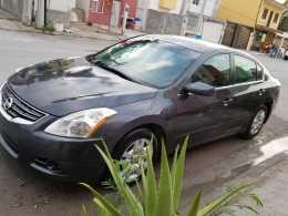 Nissan Altima 2012, 4 Cilindros