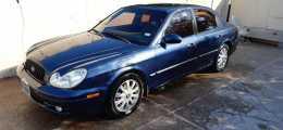 Hyundai Sonata 2005, 6cil, motor 2.7,a/c