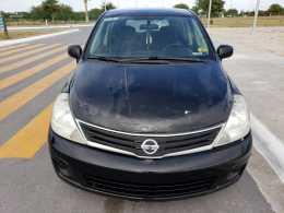 Nissan Versa 2010 Regularizado Automatico 4 Cilindros Llantas Nuevas
