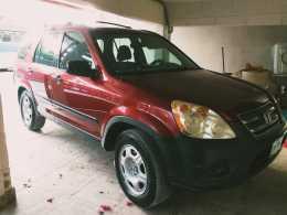 Crv Mexicana 2006