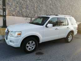 FORD EXPLORER 2010 MEXICANA
