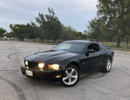 Mustang GT 2010 mexicano