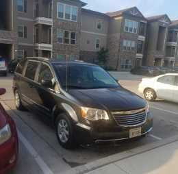 2012 town and country