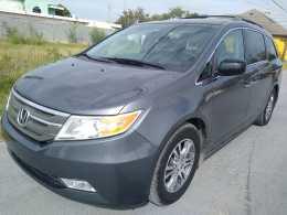 Honda Odyssey 2012 mexicana en excelentes condiciones.