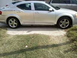 Dodge Avenger 2008 Reg. conversion 2013