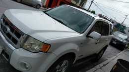 Ford escape 2008 6 cilindros regularizada al corriente