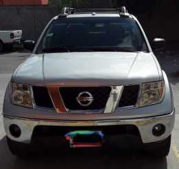Se vende camioneta Frontier Nissan 2008 Mexicana