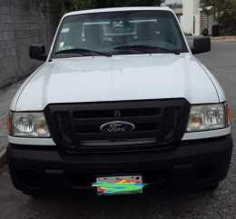 Se vende Ford Ranger 2011 MEXICANA cabina y media .