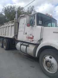 Camión torton white 1987