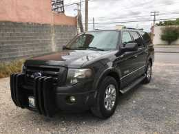 2007 FORD EXPEDITION LIMITED MEXICANA