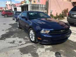 Ford Mustang 2010 6cil manual