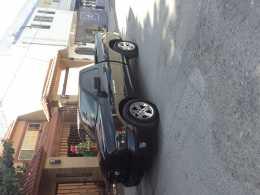 Dodge RAM 2009 color negra