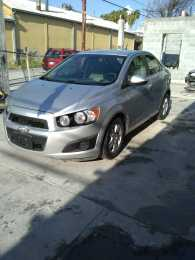 Chevrolet Sonic 2013 turbo